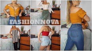 Download $200 FASHIONNOVA CLOTHING HAUL | Trying on Instagram Clothes in Real Life Video