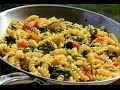 Download Quick Swiss Chard Pasta Recipe | ChrisDeLaRosa com Video