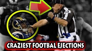 Download Craziest Ejections in Football History Video
