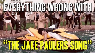 Download Everything Wrong With Jake Paul - ″The Jake Paulers Song″ Video