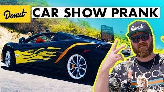 Download Cheap Mods on a Supercar Prank! | Donut Media Video