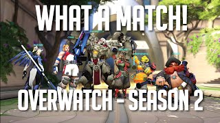 Download What a Match! - Overwatch Season 2 Competitive Video
