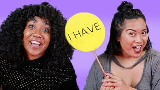 Download Women Play Never Have I Ever • Gross Beauty Edition Video