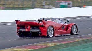 Download $3.0 Million Ferrari FXX K - INSANE V12 EXHAUST SOUNDS! Video