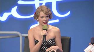 Download YouTube Presents Taylor Swift Video