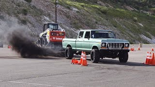 Download Diesel Power Challenge 2018 | Part 4 – Cone Course Video