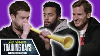 Download Most Stressful Meditation EVER with Jan Vertonghen & Mousa Dembélé | Jack Whitehall: Training Days Video