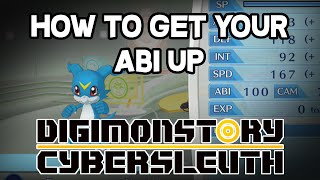 Download Digimon Story: Cyber Sleuth - How to get your ABI up! Video