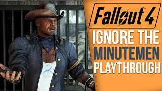 Download [Fallout 4] What Happens if You Never Meet the Minutemen? Video