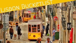 Download The Lisbon bucket list: 10 things to visit and experience Video