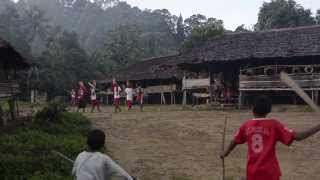 Download Kahula - traditional dance of Naulu Tribe Video