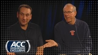 Download Coach K and Jim Boeheim Exclusive Interview on New Look ACC | ACCDigitalNetwork Video