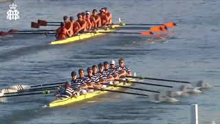 Download Highlights | Syracuse vs. Trinity at Henley Royal Regatta Video