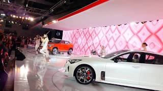Download KIA's Pavillion Auto Expo 2018 Video