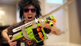 Download DEADLY NERF GUN MOD! Video