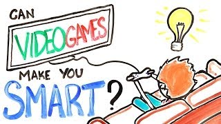 Download Can Video Games Make You Smarter? Video