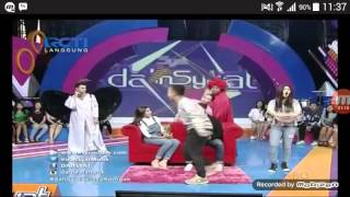 Download dahsyat 12april2016 syahnaz jeje govinda Video