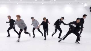 Download BTS 'Blood Sweat & Tears' mirrored Dance Practice Video