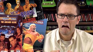Download Wrestling Games - Angry Video Game Nerd (Episode 149) Video