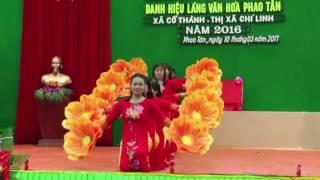 Download Múa ĐẢNG ĐÃ CHO TA MÙA XUÂN - CLB Văn nghệ thôn Phao Tân biểu diễn Video