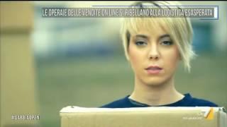 Download Le operaie si ribellano alla logistica esasperata Video