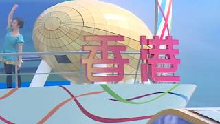 Download HKSAR float ″Hong Kong In″ joins 70th Anniversary parade in Beijing(Oct 2019) Video