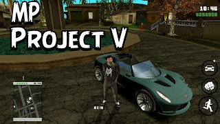 Download GTA Sanandreas Android : ModPack Project V 2K17 Video