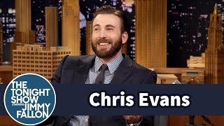 Download Chris Evans Is Starting to Speak Like His Toddler Nephew Video
