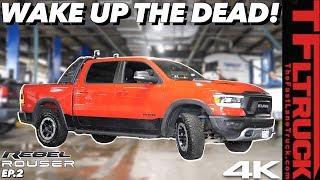Download You Won't Believe How Great The Mopar Modified Ram Rebel V8 Sounds! | Ram Rebel Rouser Ep.2 Video