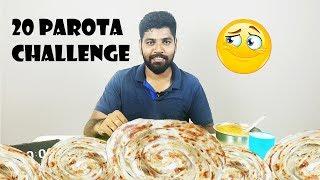 Download Parotta eating challenge | Tamil Foodie |Eating challenge Video