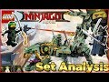 Download LEGO Ninjago Movie: 70612 Green Ninja Mech Dragon Set Analysis/Review Video