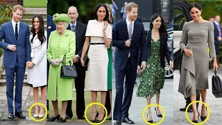 Download Meghan Markle Has A Secret H-ck When Wearing High Heels – And The Ritual Helps Her Endure Royal Life Video