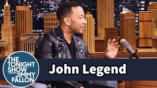 Download John Legend Is Humbled by Being a Father to Baby Luna Video