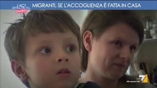 Download Migranti, se l'accoglienza è fatta in casa Video