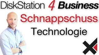 Download DiskStation 4 Business Schnappschüsse einrichten (Schnappschuss & Datenschutz) Video