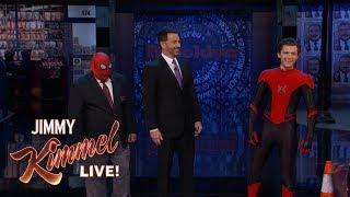 Download Guillermo vs Spider-Man Tom Holland Video