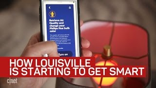 Download How a Kentucky city connects to the CNET Smart Apartment Video