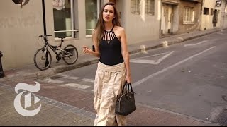 Download Street Fashion in Santiago, Chile | Intersection Style | The New York Times Video