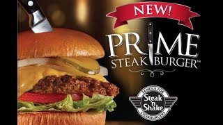 Download Steak & Shake Prime Steakburger - BURGER WARS Video