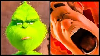 Download The Grinch vs Ralph Breaks The Internet 'What's Funnier' Trailer (2018) HD Video