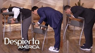 Download Reto solo para mujeres: nuestros conductores no lograron el 'Chair challenge' Video