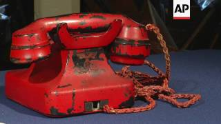 Download Hitler's Telephone Could Fetch $300k at Auction Video