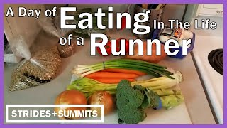 Download A Day's Eating in the Life of a Runner Video