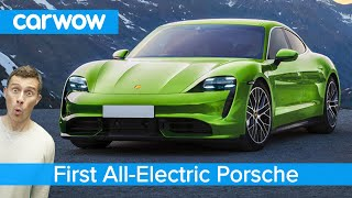 Download Porsche's Tesla P100D – the new 761hp Taycan EV! Video