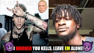 Download Machine Gun Kelly - Rap Devil (REACTION!!!) Video