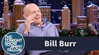Download Bill Burr Goes on a Christmastime and Fast Food Rant Video