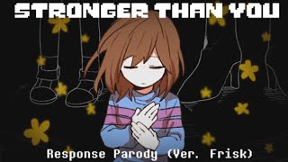 Download 【Undertale】Stronger Than You Response (ver. Frisk) - Animation Video