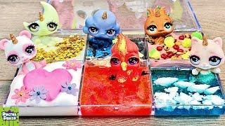 Download Cutie Tooties SLIME Palette! Poopsie Surprise DIY Slime Collection! Video