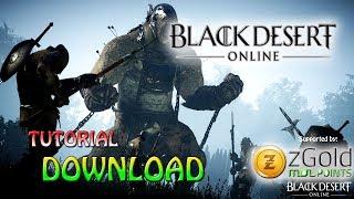 Download CARA DOWNLOAD BLACK DESERT ONLINE SEA !! Video