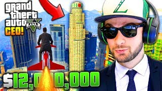 Download BECOMING A ″CEO″... ($12,000,000 SPENDING SPREE)! - GTA 5 Online w/ Ali-A Video